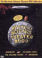 Mystery Science Theater 3000 Collection - Vol. 1