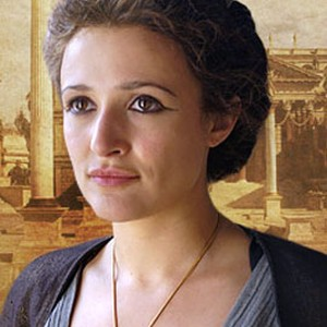 Lyndsey Marshal as Cleopatra