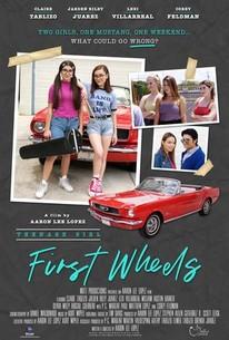 Teenage Girl: First Wheels