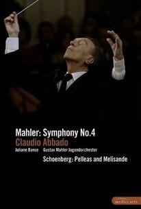 Claudio Abbado: Mahler Symphony No. 4 / Schoenberg Pelleas and Melisande