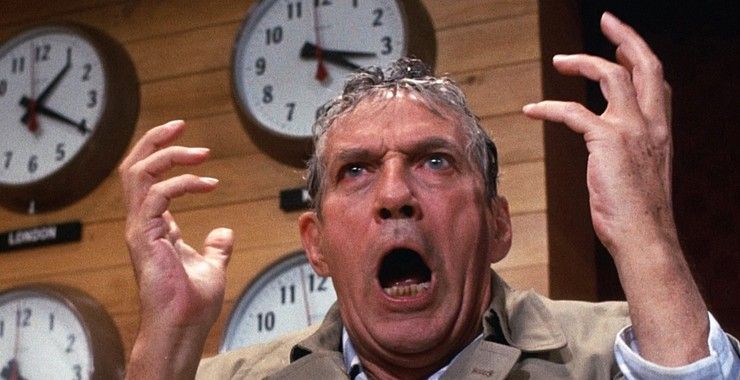 Network (1976) - Rotten Tomatoes