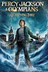 Percy Jackson The Olympians The Lightning Thief 2010 Rotten