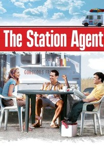 the station agent 2003 rotten tomatoes