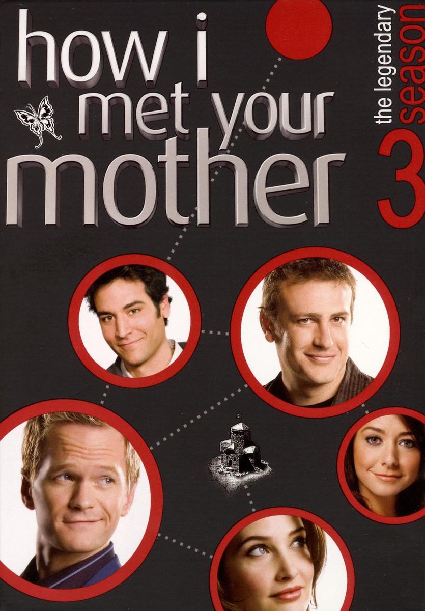 how i met your mother season 4 torrent hdtv