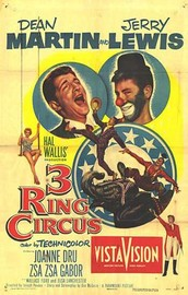 3 Ring Circus (Jerrico, the Wonder Clown)