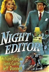 Night Editor (The Trespasser)