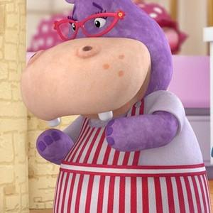 Hallie is voiced by Loretta Devine