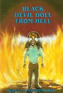 Black Devil Doll from Hell