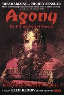 Agoniya (Agony: Life and Death of Rasputin)