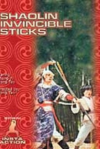 Shaolin Invincible Sticks