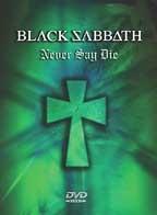 Black Sabbath - Never Say Die: Live in 1978