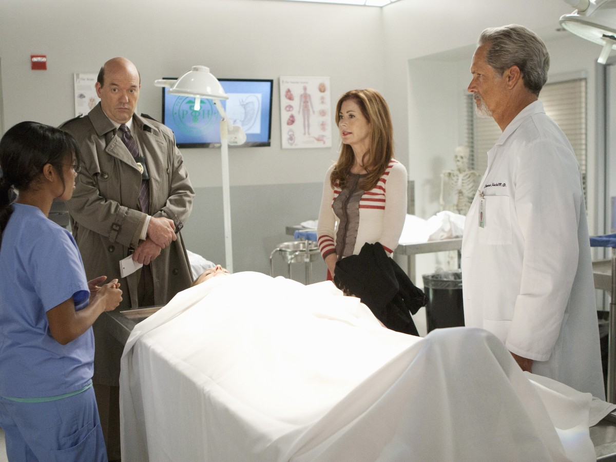 Body of Proof - Season 2, Episode 9 - Rotten Tomatoes