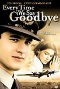 Everytime We Say Goodbye