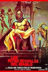 Los Ritos sexuales del diablo (Black Candles) (Hot Fantasies) (Naked Dreams)