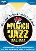 Kenny Davern & Bob Wilber Summit - The March of Jazz 1994-1996