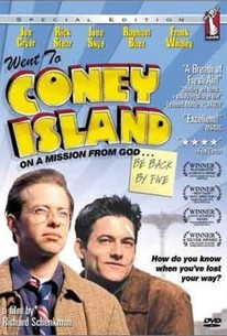 Went to Coney Island on a Mission From God...Be Back by Five