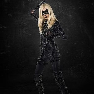 Katie Cassidy as Black Canary