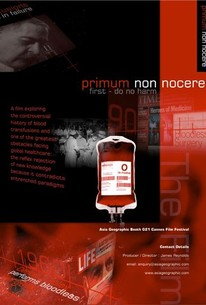 Primum Non Nocere -- First Do No Harm