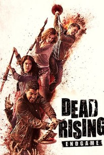 Dead Rising Endgame 2016 Rotten Tomatoes