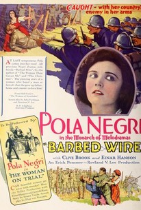 Image result for Barbed Wire 1927