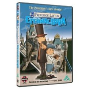 Professor Layton And The Eternal Diva (Reiton kyôju to eien no utahime)