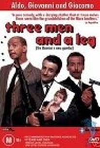 Tre Uomini E Una Gamba Three Men And A Leg 1997 Rotten Tomatoes