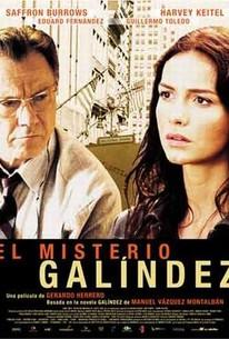 El Misterio Galíndez (The Galíndez File)