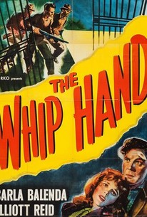 the whip hand 1951 rotten tomatoes