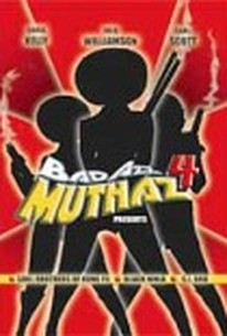 Bad Azz Muthaz: Soul Brothers of Kung Fu