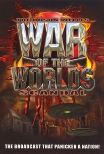 The Orson Welles' War of the Worlds Scandal