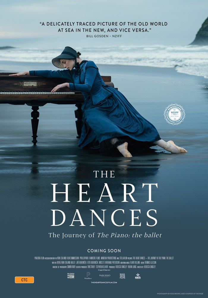 The Heart Dances: The Journey of the Piano: the ballet