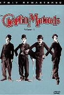 Chaplin at Mutual Studios 3