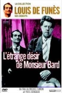 LÉtrange désir de Monsieur Bard (Strange Desire of Mr. Bard)
