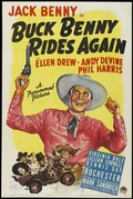 Buck Benny Rides Again
