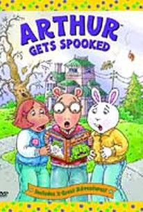 Arthur - Arthur Gets Spooked