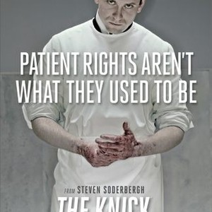 <em>The Knick</em> season one character posters