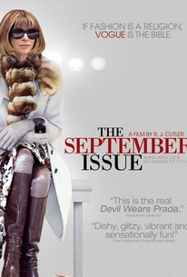 The September Issue (2009) - Rotten Tomatoes