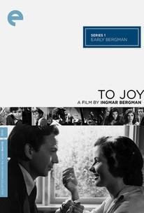 Till Glädje (To Joy)