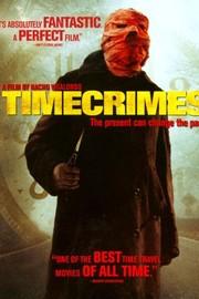 Los Cronocrímenes (Timecrimes)