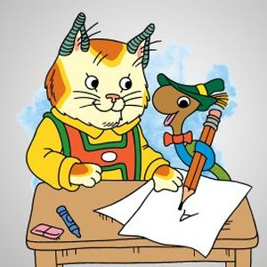 """""""The Busy World of Richard Scarry"""""""