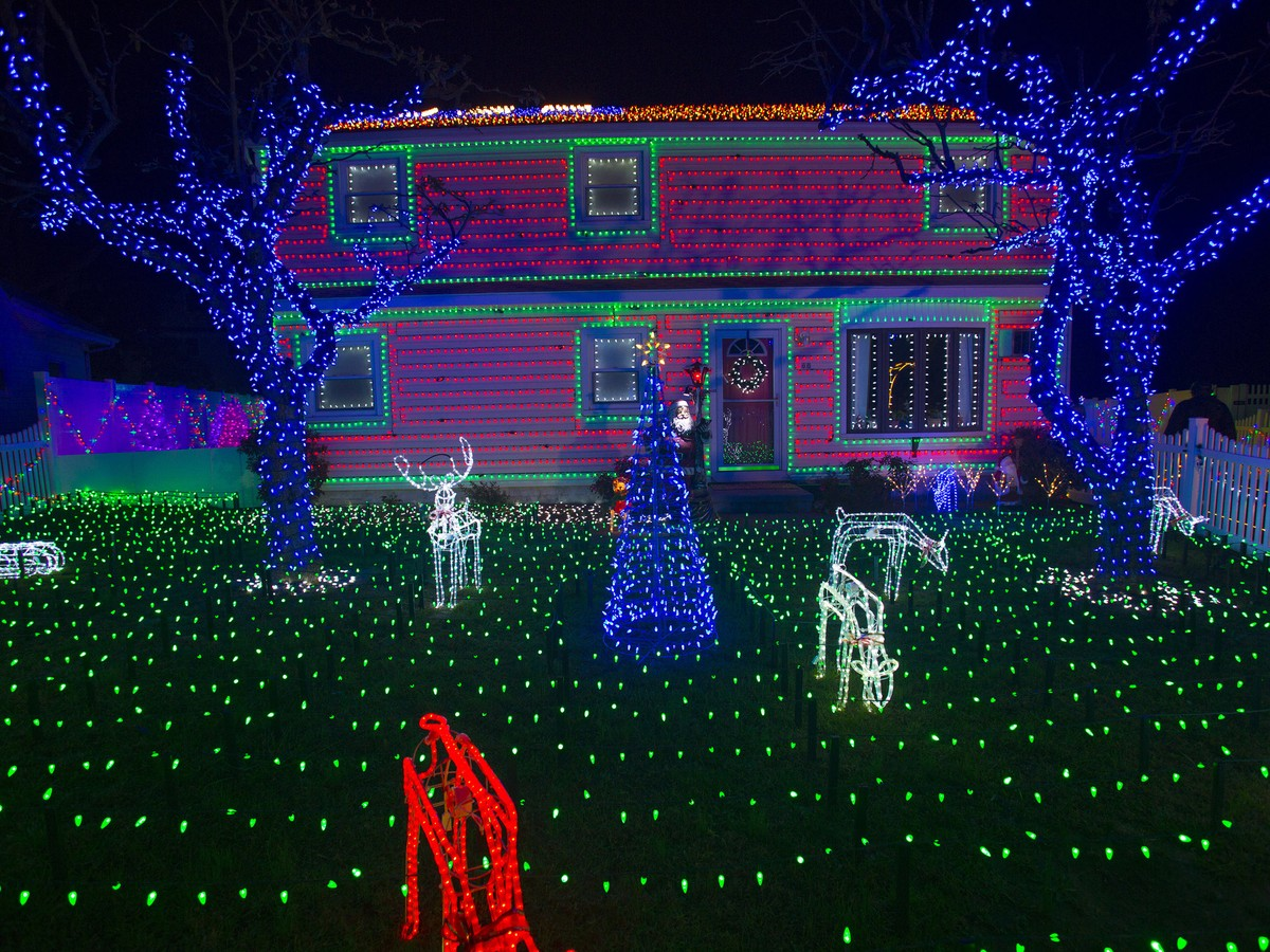 The Great Christmas Light Fight: Season 4 - Rotten Tomatoes