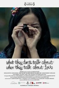 What They Don't Talk About When They Are Talking About Love (Yang tidak dibicarakan ketika membicarakan cinta)