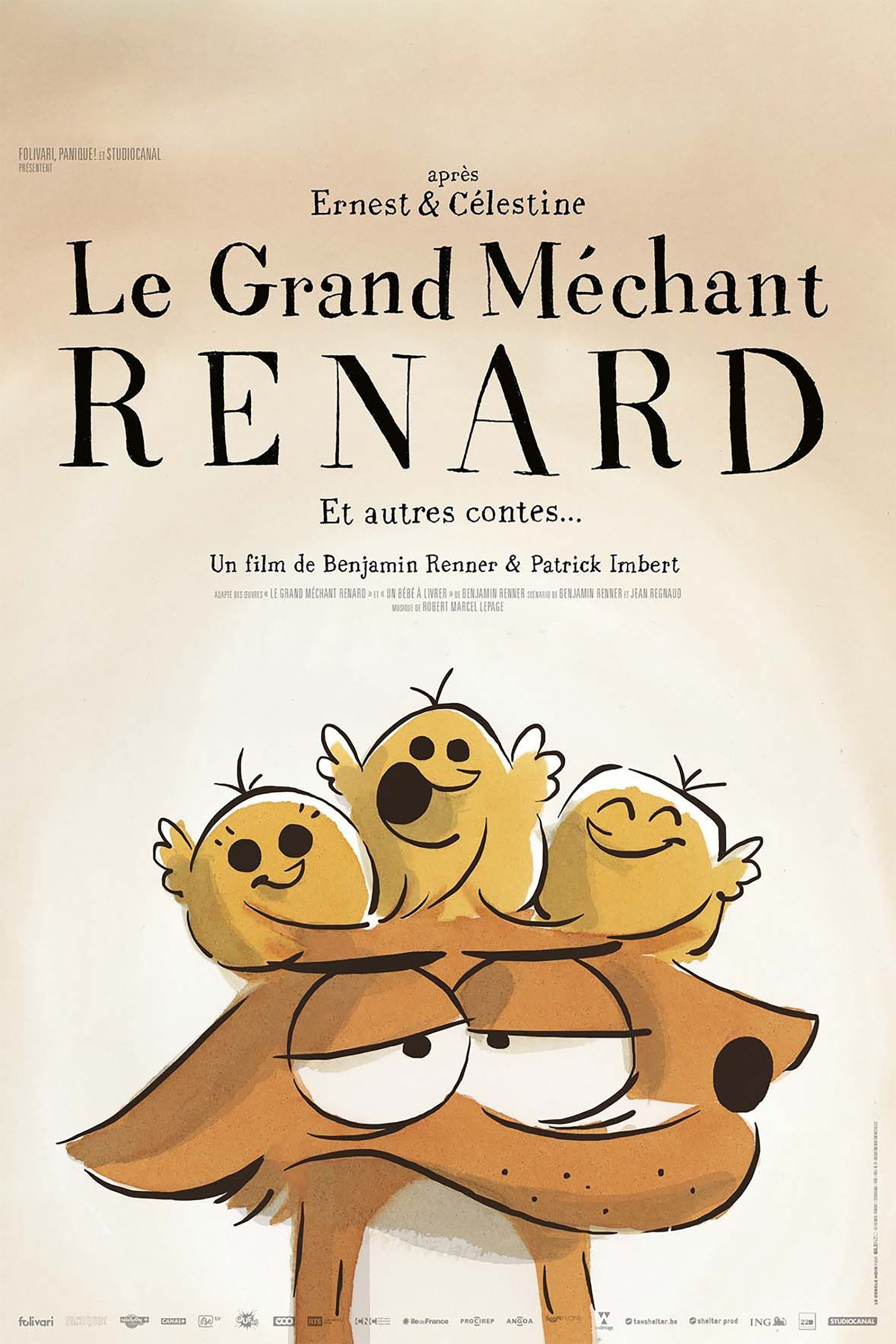 The Big Bad Fox And Other Tales Le Grand Mechant Renard Et Autres Contes 2018 Rotten Tomatoes
