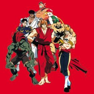 Street Fighter Ii The Animated Movie 1996 Rotten Tomatoes