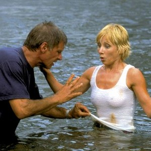 Image result for ANNE HECHE IN SIX DAYS SEVEN NIGHTS