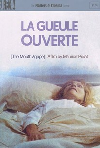 The Mouth Agape (La gueule ouverte)