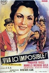 Viva lo imposible! (Long Live the Impossible!) (Family Adventure)