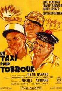 Un taxi pour Tobrouk (Taxi for Tobruk)