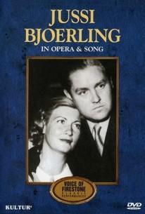 Voices of Firestone: Jussi Bjorling