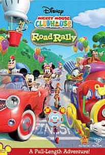 Mickey Mouse Clubhouse: Road Rally